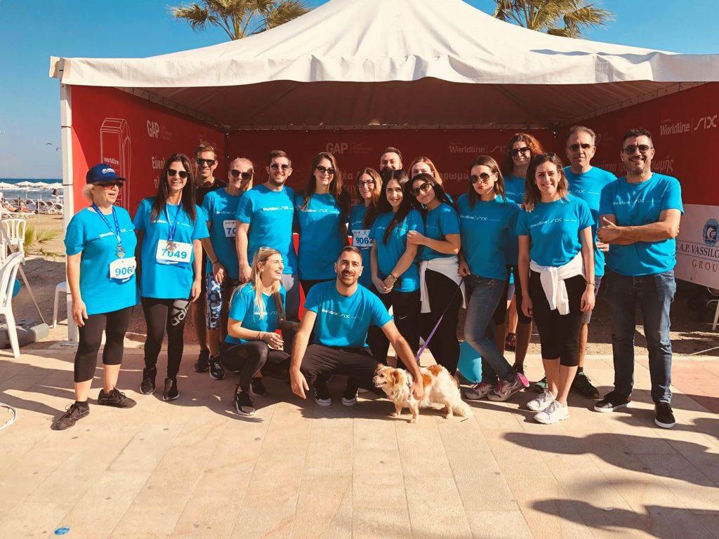 G.A.P. Vassilopoulos Marathon Larnaca Team 2019