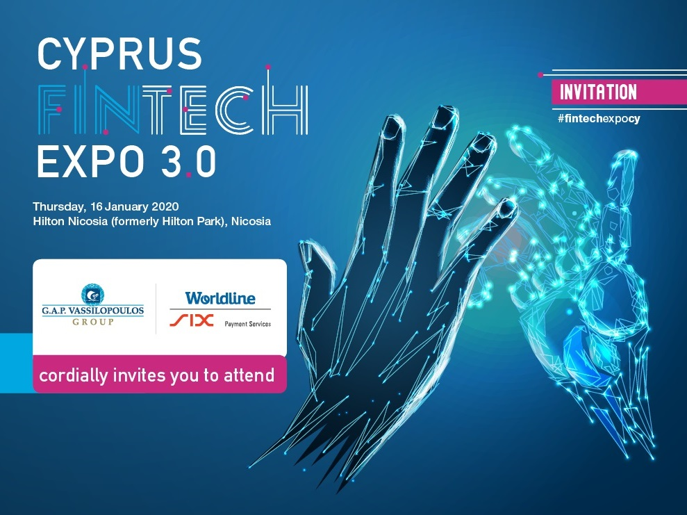 3rd Cyprus FINTECH Expo