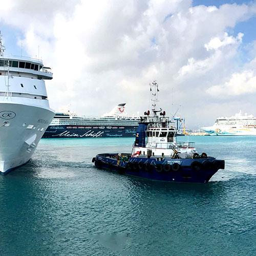 p&o maritime ship