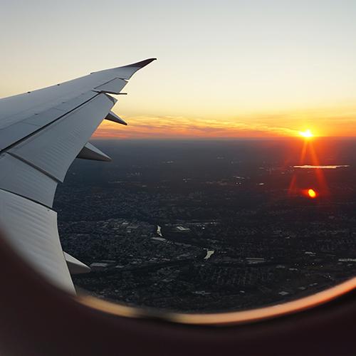 travel window image