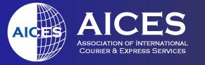 association of international courier and express logo