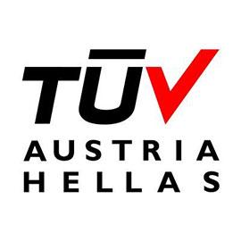 tuv austria hellas logo
