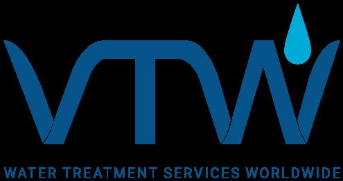 vtw water treatment services logo aloupos